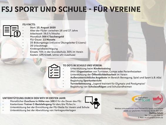 FSJ im neuen Schuljahr 2021/2022